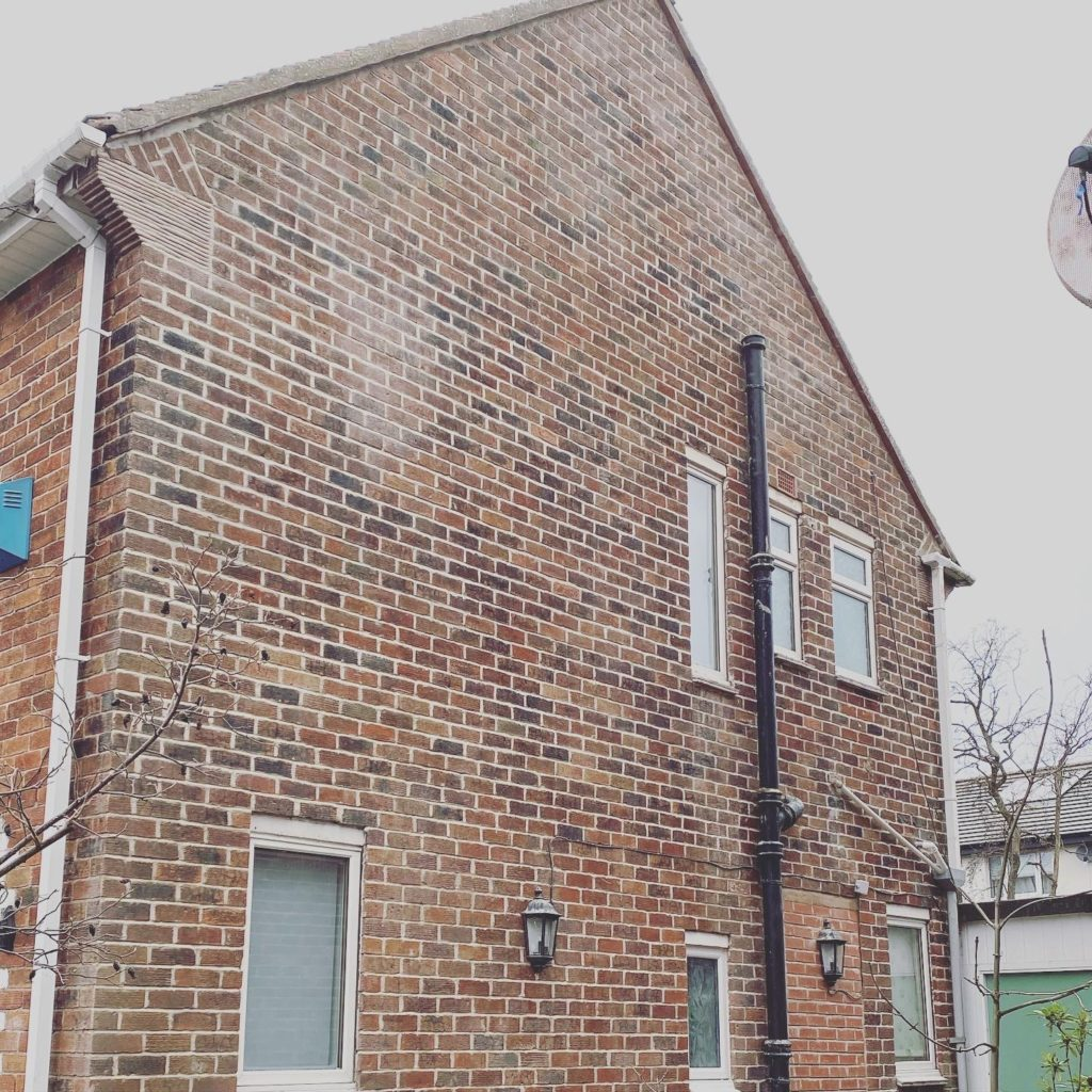 Gable End Repointing