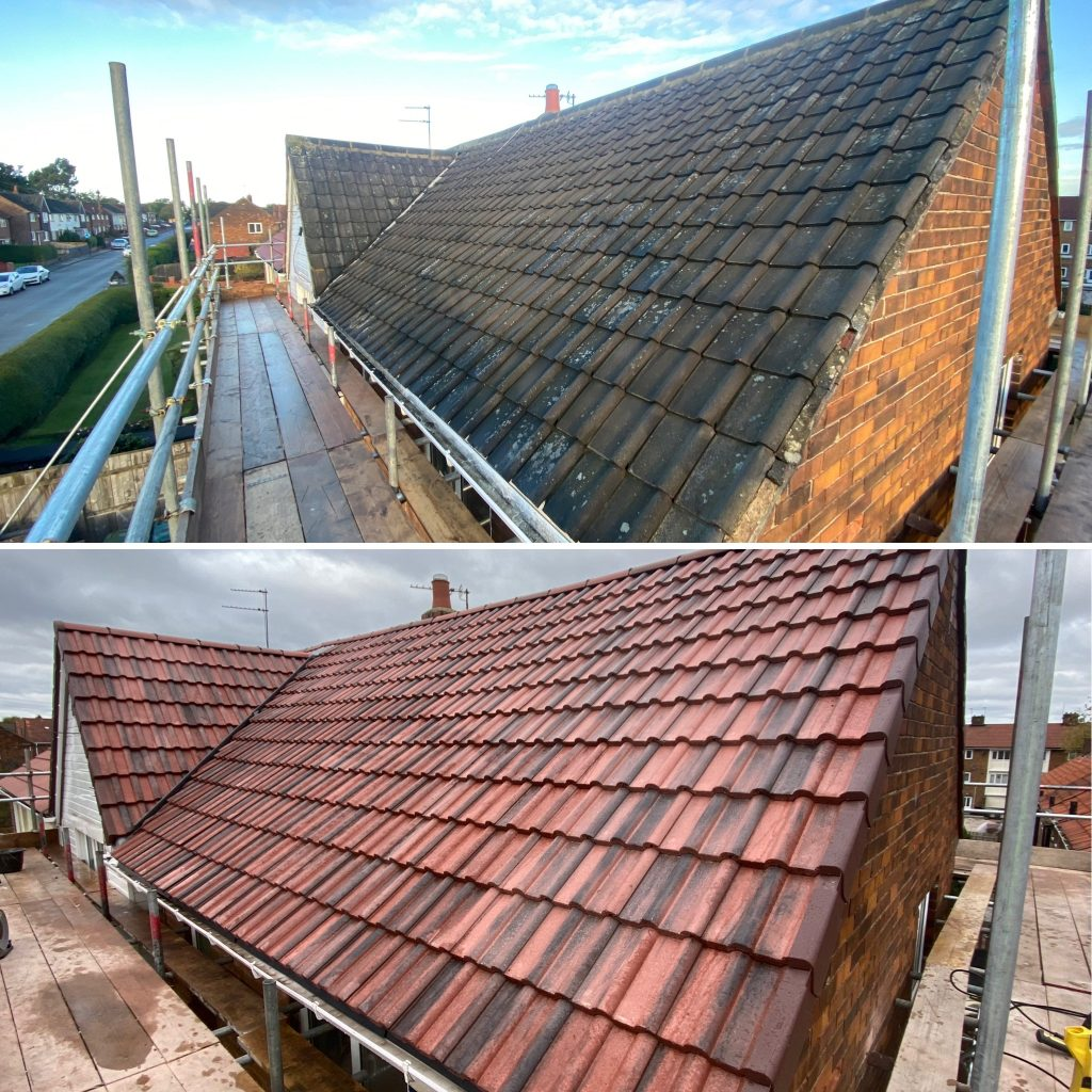 Pitched Re-roof